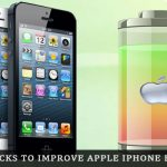 Improve Apple iPhone Battery Life