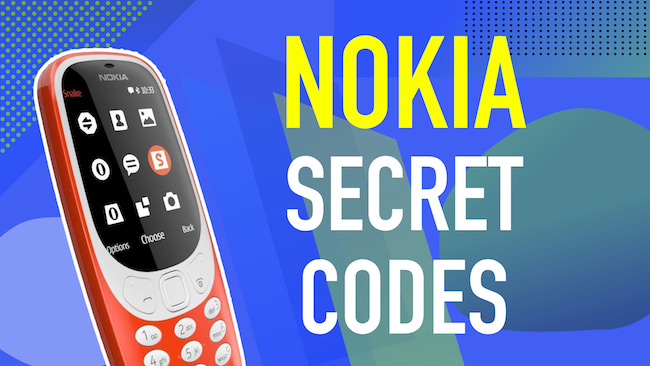 Nokia Secret Codes: Useful Nokia Mobile Phone Secret Codes List