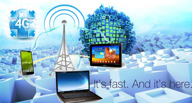 4G Wireless Broadband Breaking into Markets Competitively