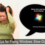 Effective Tips Fixing Windows Slow Down Issues