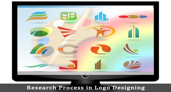 Research Process in Logo Designing