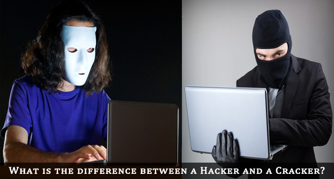 What is the Difference Between a Hacker and a Cracker?