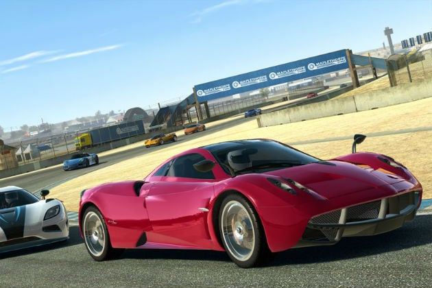 5 Racing Games for your Android