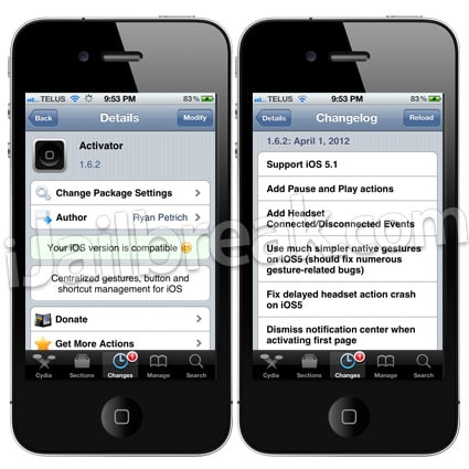 Top 12 Jailbreak Apps for iPhone 4S and iPad 2