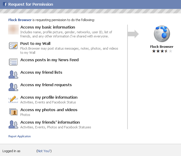 Facebook Fake Apps