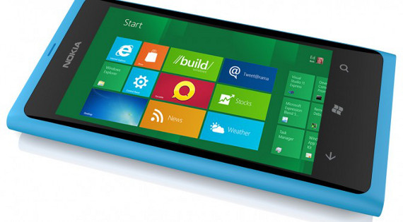 Nokia Windows 8 Mobile Phone