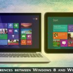 Differences between Windows 8 and Windows RT