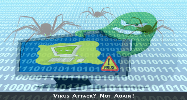 Virus Attack? Not Again!