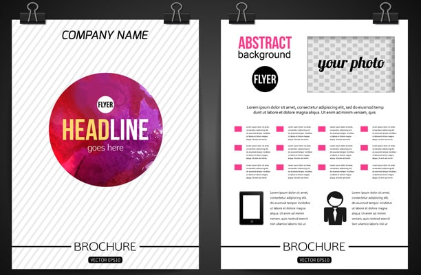 What is Brochure and Design