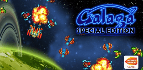 Galaga Special Edition Free Android Apps