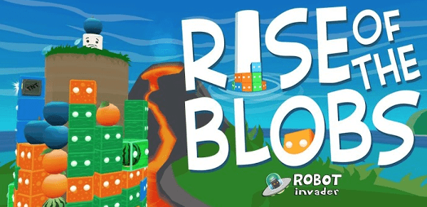 Rise of the Blobs Android Apps