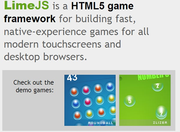 Make Your Own HTML5 Game with HTML5 Game Development Engines