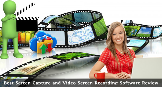 Best Screen Capture and Video Screen Recording Software