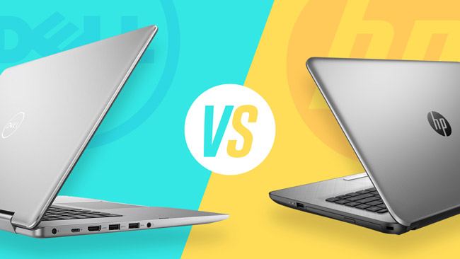 Dell vs HP Laptops – Find Out Which is Better, Dell or HP
