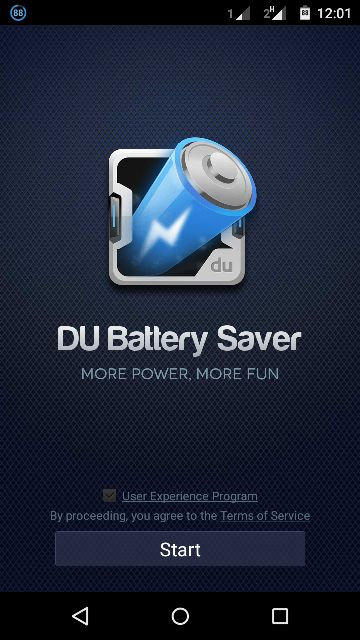 DU Battery Saver App for Android Phones: Review