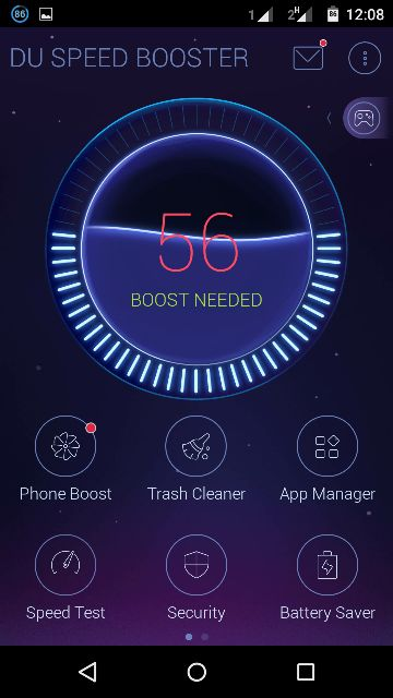 DU Speed Booster Optimizes Your Android Phone Like Never Before