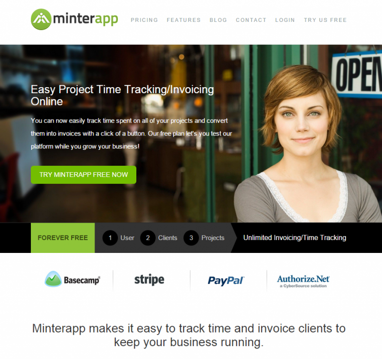 Minterapp Billing and Invoicing Software Review