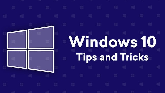 Things to Do After Installing Windows 10 – Windows 10 Tips and Tricks