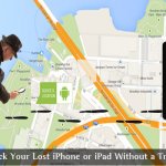 Track Your Lost iPhone
