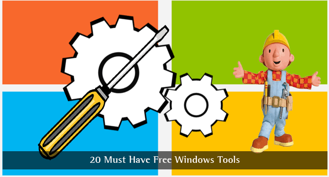 20 Must Have Pro Tools for Windows 10