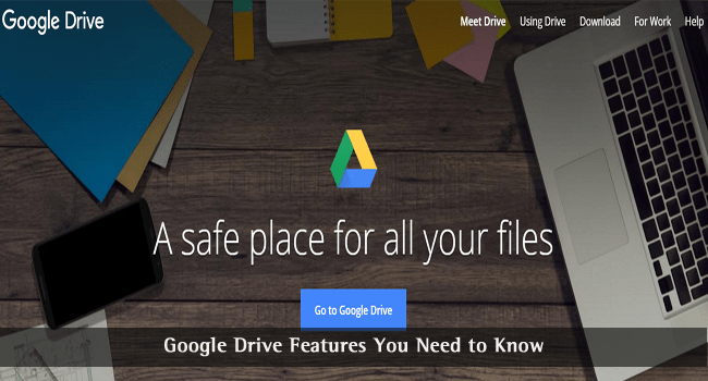 What's New in Google Drive