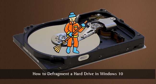 What is Defrag: How to Defragment a Hard Drive in Windows 10