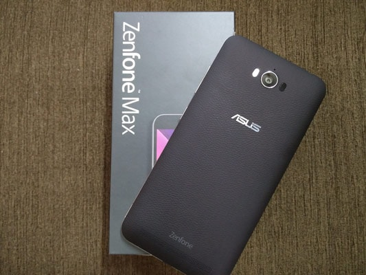 Asusn Zenfone Max Back Cover