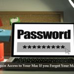 Forgot Mac Password