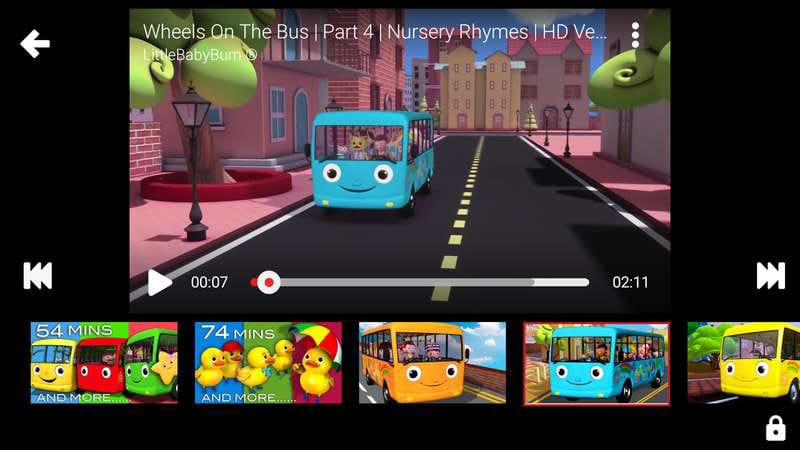YouTube Kids Children Friendly App YouTube Tips