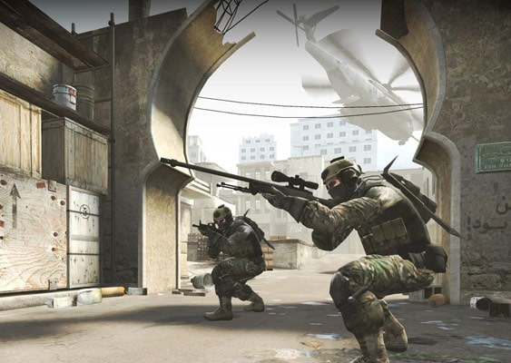 Linux Games Counter Strike Global Offensive