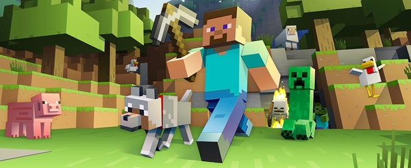Minecraft Game for Linux