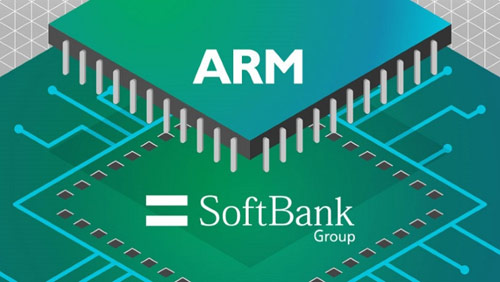 Softbank Arm