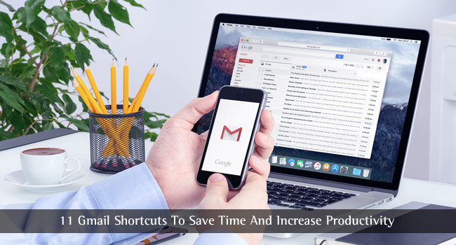 The Best Gmail Shortcuts to Save Time and Increase Productivity