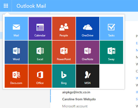 Outlook Integrations