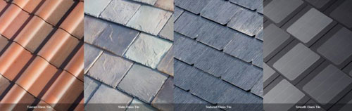 Tesla Roofing Tiles