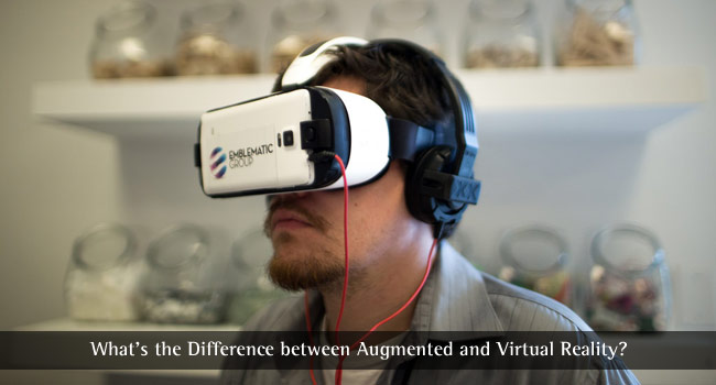 Virtual Reality vs Augmented Reality – Let's Dig Deeper!