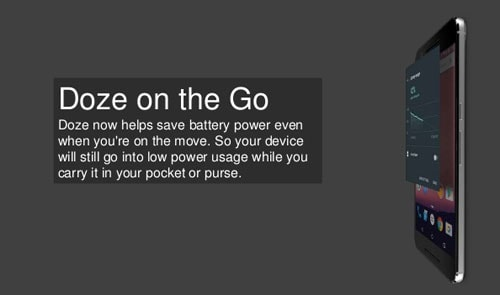 Doze On the Go