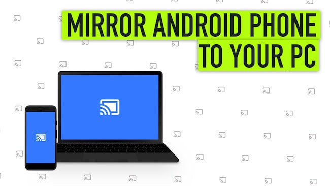 How to Mirror Your Android Screen to a PC Without Root