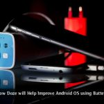 Android OS using Battery