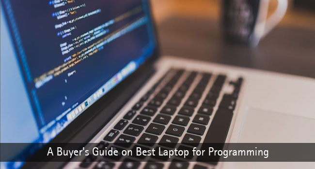 A Buyer's Guide on Best Laptop for Programming