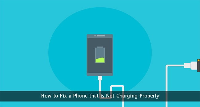 How to Fix a Phone that is Not Charging Properly