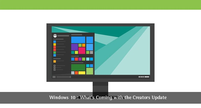 Windows 10: What's Coming with the Creators Update