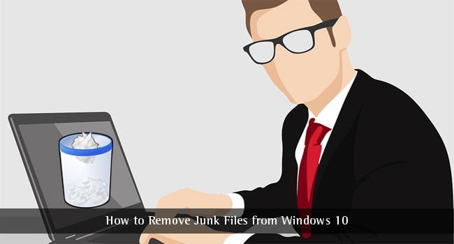 How to Remove Junk Files from Windows 10