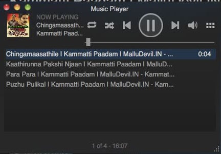 Steam Music Player Desktop Mode