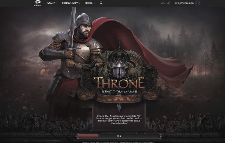 The New Way of Immersive Playing — Online Strategy Games