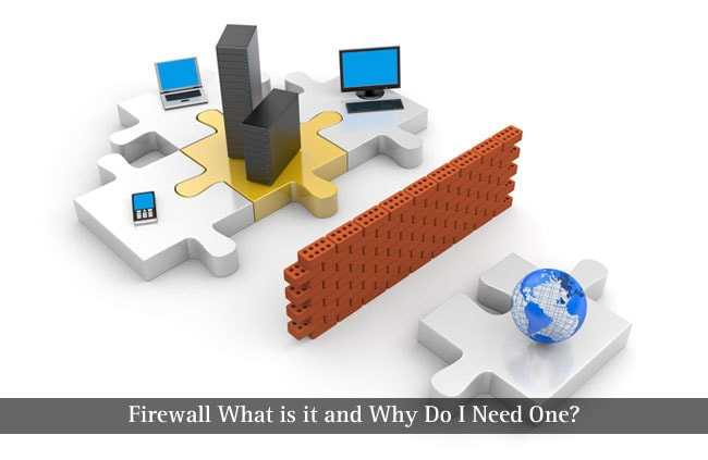 What does a Firewall do and Why do I Need One?