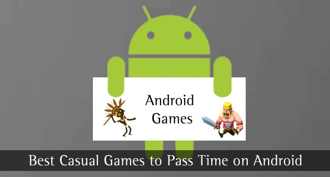 Best Casual Games for Android 2018