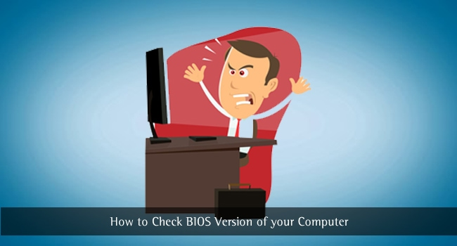 How to Check BIOS Version of your Computer