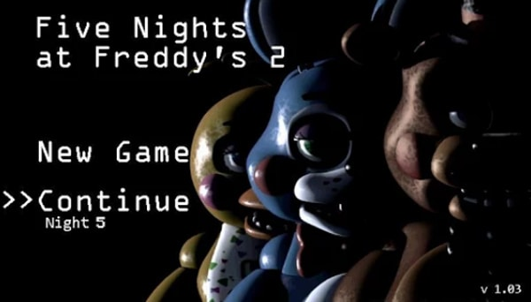 Five Nights at Freddy's Series