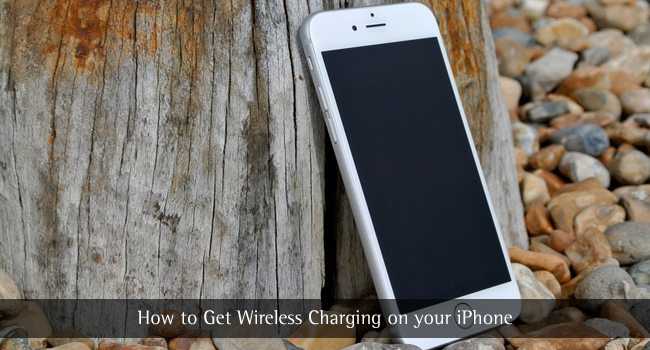 How to Get Wireless Charging on your iPhone